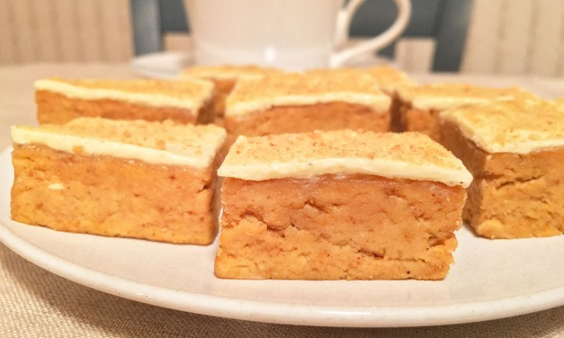 No Bake Pumpkin Cheesecake Bites
