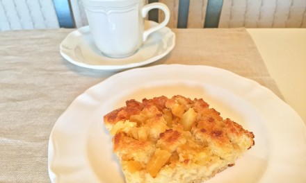 Pineapple Bread Pudding