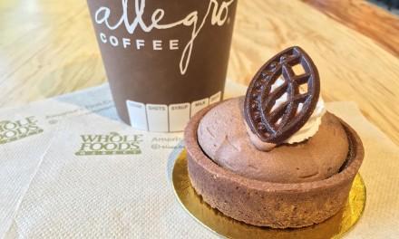 Whole Foods Chocolate Chess Tart