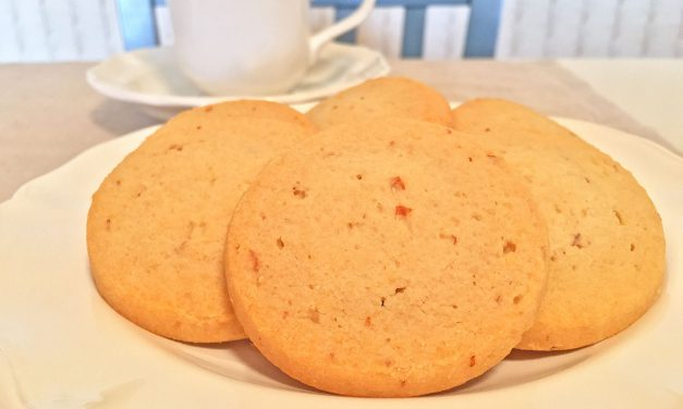 Pamela's Butter Shortbread Cookies