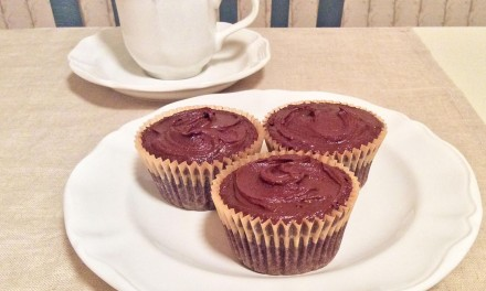 Pamela's Chocolate Cupcakes
