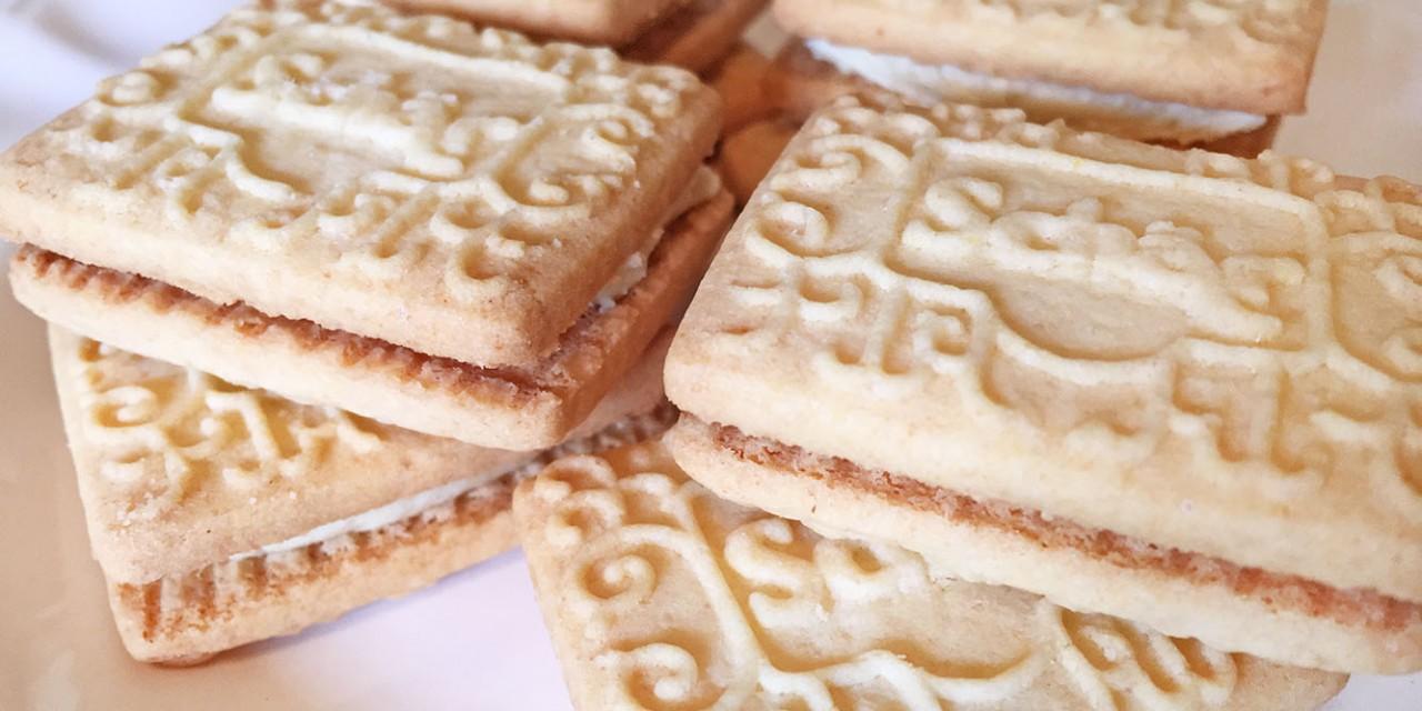 Schar Vanilla Sandwich Cremes