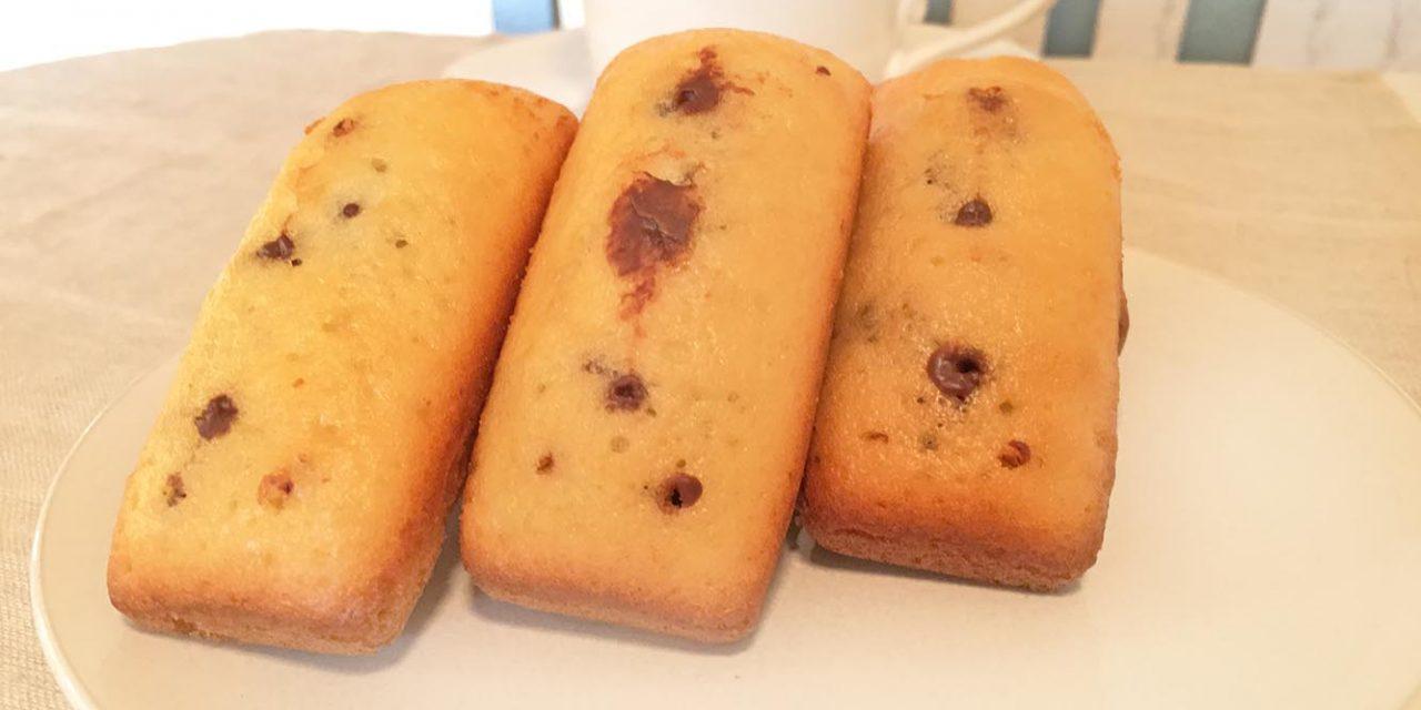 Bakerly Chocolate Filled Petit Sponge Cake