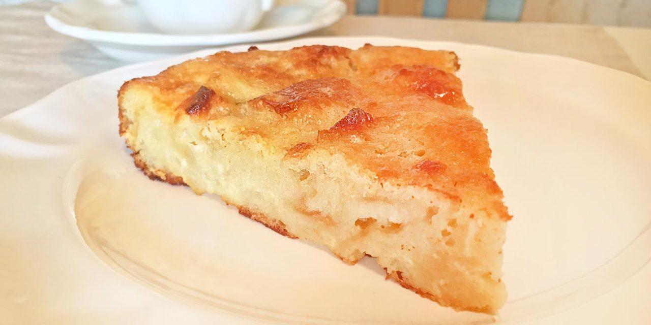 Easy Buttermilk Pie Bread Pudding