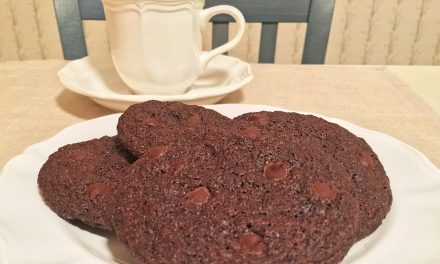 Immaculate Double Chocolate Cookies