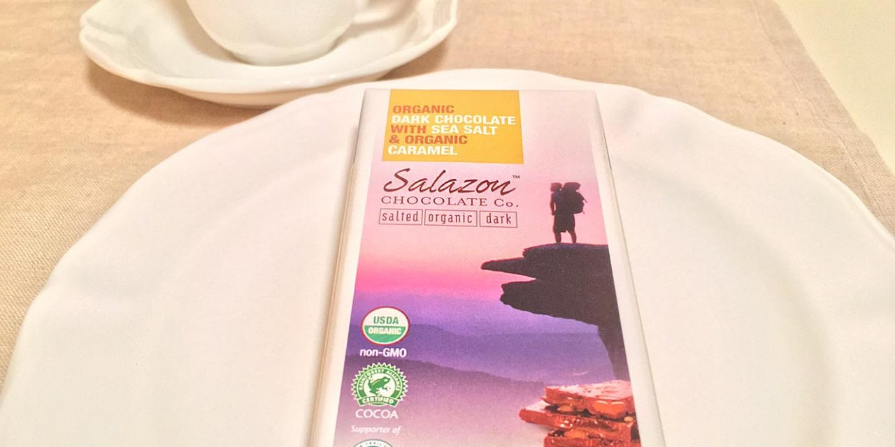 Salazon Chocolate Co. Organic Dark Chocolates