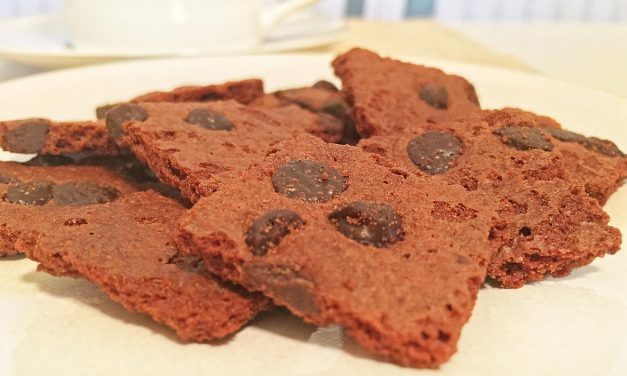 Sheila G's Brownie Brittle