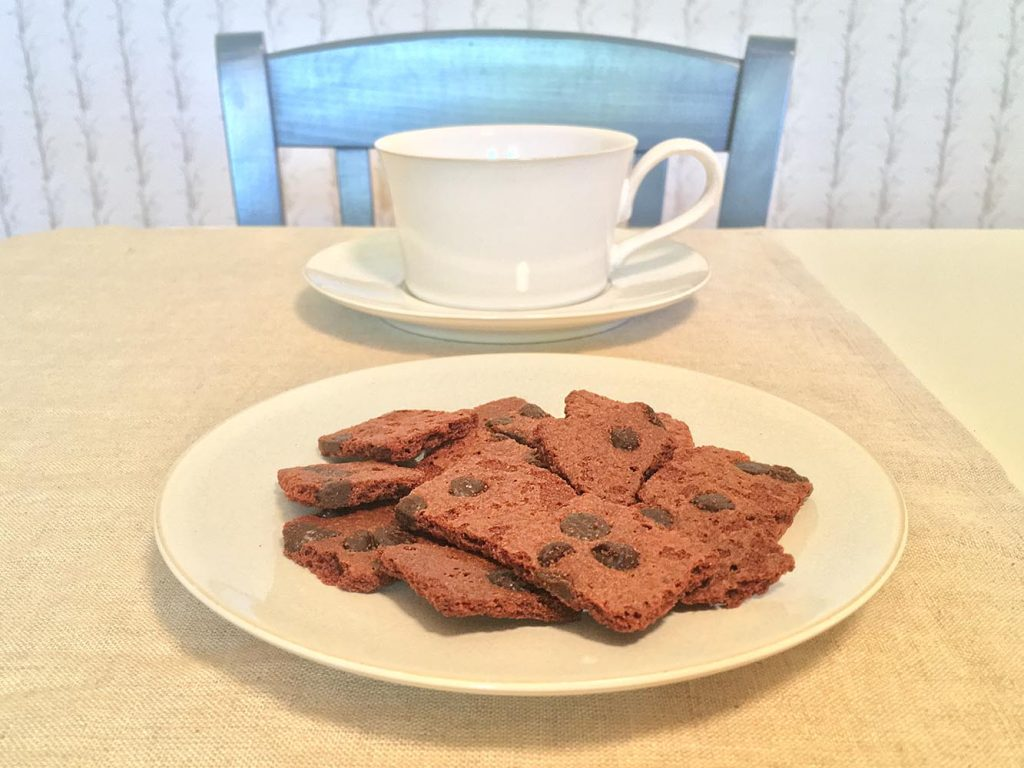 Sheila G's Brownie Brittle with Coffee