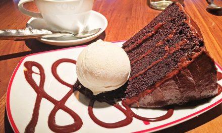 Farmers Fishers Bakers SOOZE'S Chocolate Cake