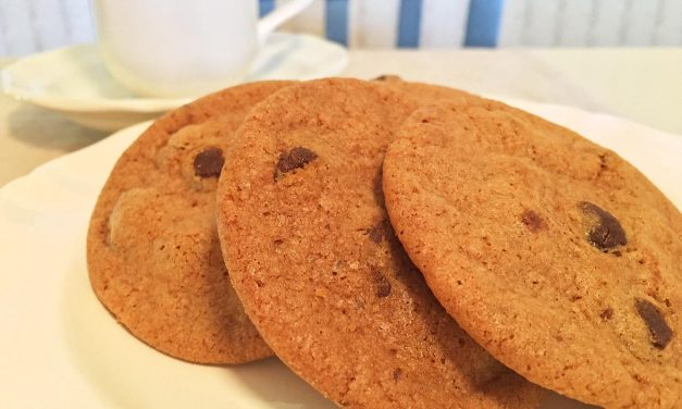 Tate's Gluten Free Chocolate Chip Cookies