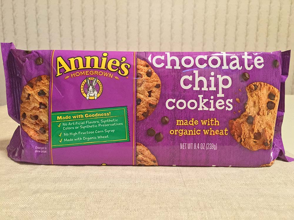 Annies Chocolate Chip Cookies