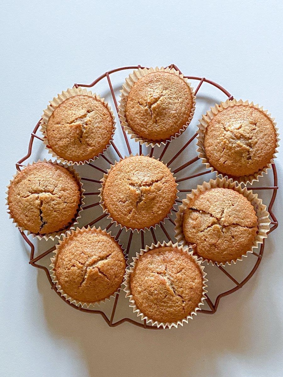 Orange Juice Blueberry Muffins Recipe